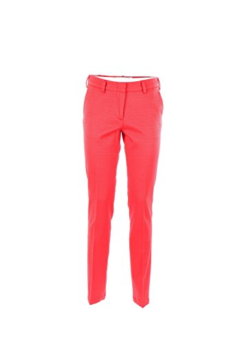 Pantalone Donna Verysimple 42 Rosa Vp16-209in Primavera Estate 2016