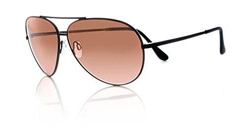 Serengeti Large Aviator Drivers Gradient Sunglasses (Aviator)
