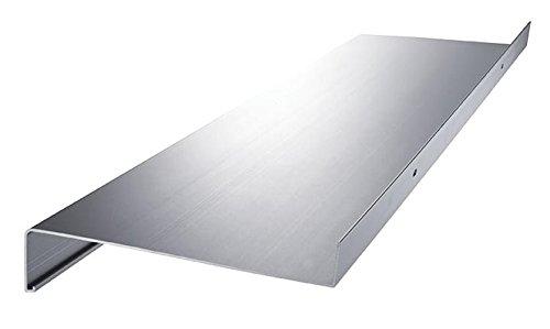 aluminium fensterbank fensterbrett ausladung 110 mm wei silber dunkelbronze anthrazit. Black Bedroom Furniture Sets. Home Design Ideas