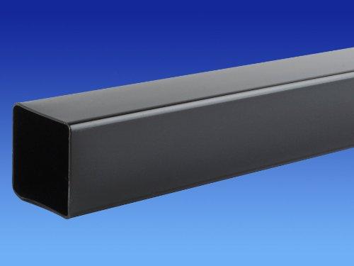 wavin-osma-4t882-black-61mm-square-downpipe-2-metre