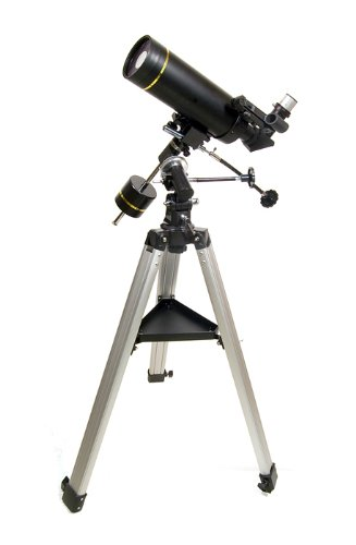 Levenhuk Skyline Pro 80 Mak Telescope Maksutov-Cassegrain 80 Mm Equatorial Mount