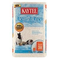 Kaytee Clean And Cozy Small Pet Bedding, 500 Cubic Inch front-211357