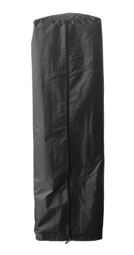 AZ-Patio-Heater-Cover-for-Table-Top-Glass-Tube-Black-12-Pack