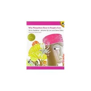 Why Mosquitoes Buzz in Peoples Ears: A West African Tale (Picture Puffin Books (Pb))