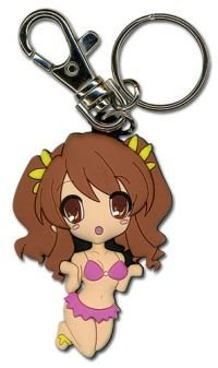 The Melancholy of Haruhi Suzumiya: Key Chain - Mikuru