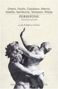 Persefone. Variazioni sul mito