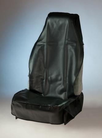 Sitzschoner Sitzbezug Kunstleder XL PVC ca 149