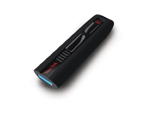 SanDisk Extreme USB3.0 フラッシュメモリー 32GB  (無期限保証)[国内正規品]  SDCZ80-032G-J57