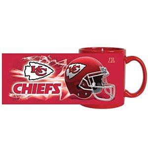 Nfl Kansas City Chiefs 11 Oz Hd Color Mug