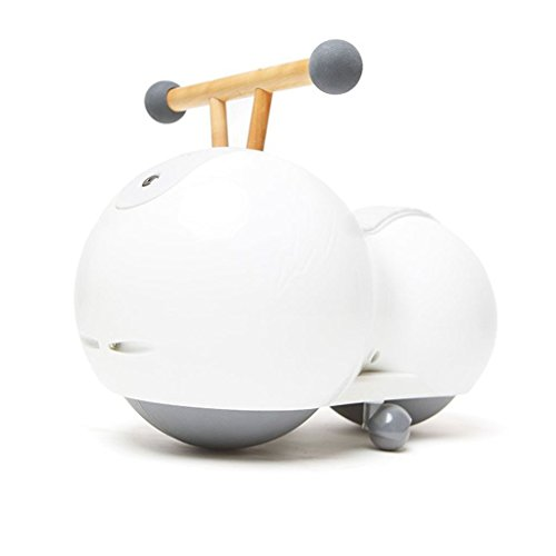 EarlyRider Spherovelo - Bicicletta per bambini da 1 a 2,5 anni, colore bianco
