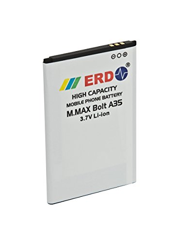 ERD 1000mAh Battery (For Micromax Bolt A35)