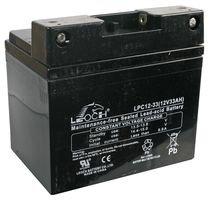 Batterie 12 V 33, GOLF POWAKADDY LG-C280TBAR Par LEOCH Batterie pour chariot & meilleur prix carré