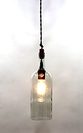 Wine Bottle Pendant Light - Ceiling Pendant Fixtures - Amazon.com