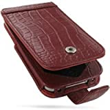 PDair Leather Flip Type Leather Case for iPhone 4 / 4S