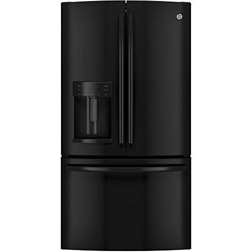 GE GFE28HGHBB 27.7 Cu. Ft. Black French Door Refrigerator - Energy Star (Ge Energy Star French Door compare prices)