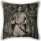 Oil Painting John Simon - Etow Oh Koam, King Of The River Nation Pillow Covers 18 X 18 Inches / 45 By 45 Cm Best Choice For Teens Boys,dinning Room,saloon,relatives,father With Twice Sides (Fitted Sheet Split King Power Bed compare prices)