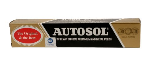 Autosol 0400 75ml Metal Polish