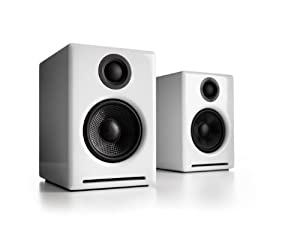 Audioengine A2 White