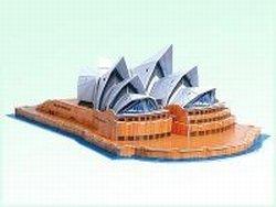 Cheap CALEBOU 3D 3D Sydney Opera House Puzzle Model (B002Q2AWGC)