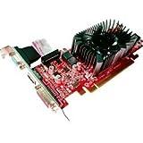 玄人志向 グラフィックボード AMD Radeon HD6670 1GB GDDR5 LowProfile PCI-E HDMI RGB DVI-I 2スロット占有 補助電源なし RH6670-LE1GHD/D5