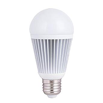 chichinlighting 10w 12v led bulb cool white a19 small size 900 lumens brightness 12 volt low