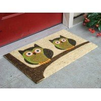 Animal Doormats - Owl Doormat