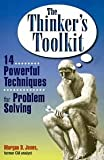 img - for The Thinker's Toolkit Publisher: Crown Business; Revised edition book / textbook / text book