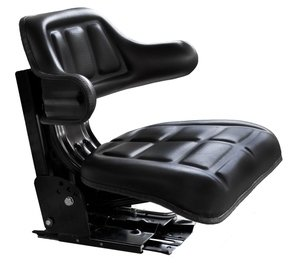 Djs Tractor Parts Universal Full Suspension Seat Abc445
