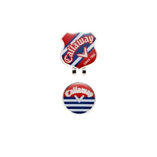 Callaway(キャロウェイ) 2014年 Sport Marker スポーツ クリップマーカー カラー ネイビー/レッド JM 5936175