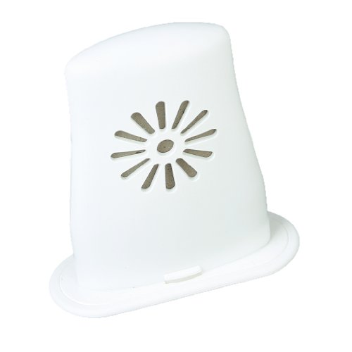 Acoustic Guitar Humidifier White New - 1