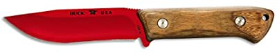 Buck Knives 104WAS Compadre Camp Fixed Blade Knife