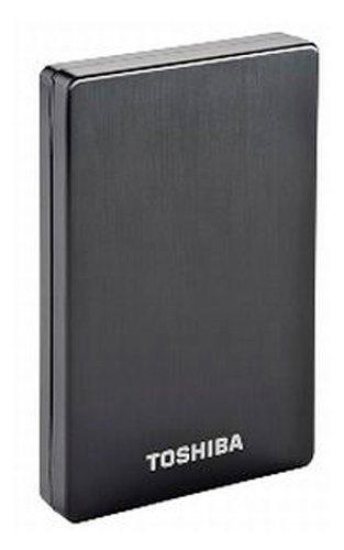 Toshiba PA4264E-1HG5 StorE ALU2 S Hard disk esterno 750 GB Black