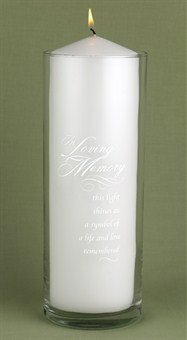 Hortense B. Hewitt Wedding Accessories Memorial Cylinder