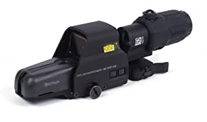 EOTech 516.A65 Holographic with G33.STS 3X Magnifier by EOTech