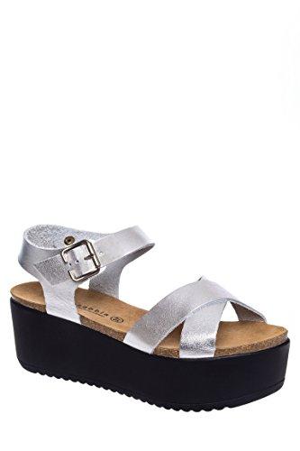 Kendra Casual Mid-Platform Sandal