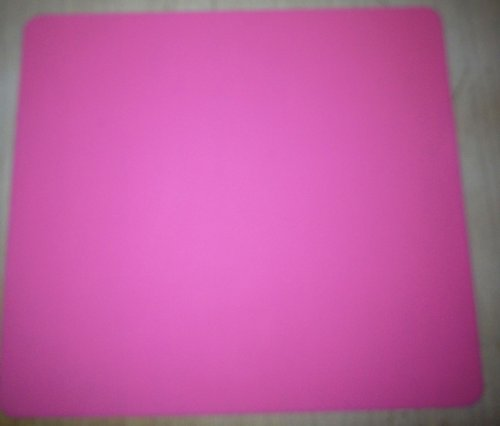 "11.4"" X 10.2"" Extra Thick Non-Stick Silicone Baking Mat Liner, Sugarcraft Fondant / Pastry Rolling Sheet S"