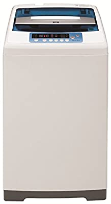 IFB AW60-205T Electronic Top-loading Washing Machine (6 Kg, White and Blue)