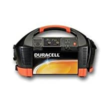 Duracell Powerpack 450 Jumpstarter with Built-In 150 PSI Air Compressor
