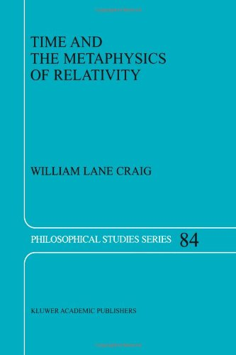 Time and the Metaphysics of Relativity (Philosophical Studies Series)