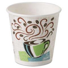 Hot Cups, Paper, 10 Ounces, Coffee Dreams Design, 500 Per Carton cups детский самокат cups двухколесный салатовый