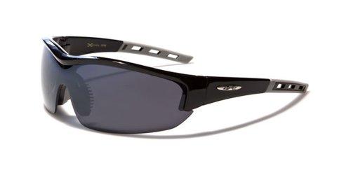 X-Loop Everest Sonnenbrillen - Sport - Radfahren - Skifahren - Autofahren (Professional Edition)