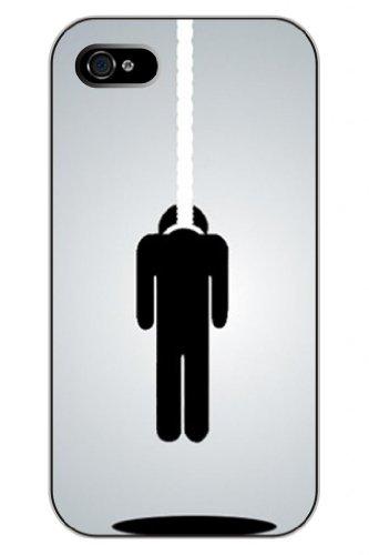 SPRAWL@ The New Iphone 人気 ファションデザイン アイフォン5 / 5S ハード プロテクトー ジャケット表皮カバーケース Hard Case For Iphone 5 / 5Sに適用--絞首刑