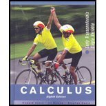 Calculus, Textbook and Student Study Guide: Early Transcendentals Single Variable (0470036982) by Anton, Howard
