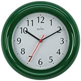 Wycombe Wall Clock (Green)