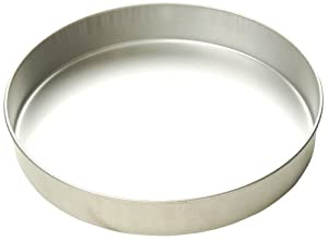 Focus Foodservice Commercial Bakeware 12-Inch Round Cake Pan