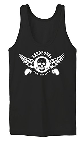 Hardbones Gym Tanktop Girls Nero Certified Freak-M