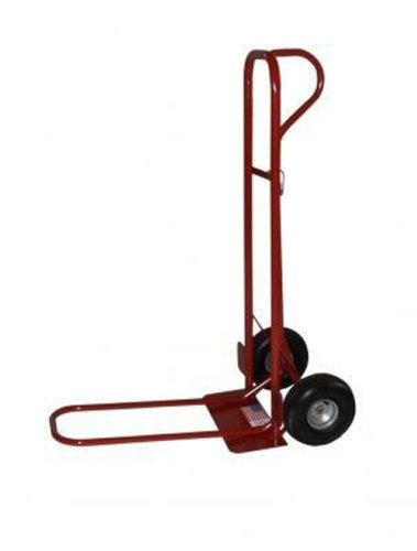 Heavy Duty 800-Pound Capacity Convertible Hand Truck