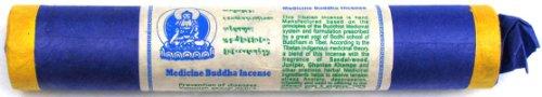 BUDDHAFIGURENBilly-Held-Tibetische-Rucherstbchen-Medicine-Buddha-Duftstbchen-Medizinbuddha