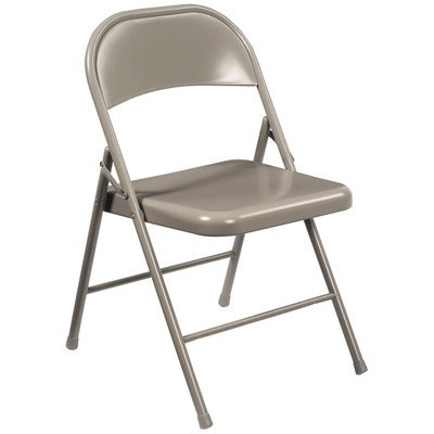 Commercialine Steel Folding Chair [Set of 4]