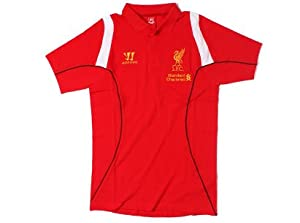 Liverpool Polo Shirt 201213 - Size Xx-large Adults by Warrior